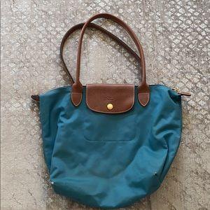Long champ handbag
